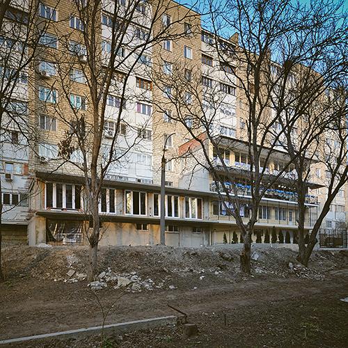 Chisinau - self-madecity